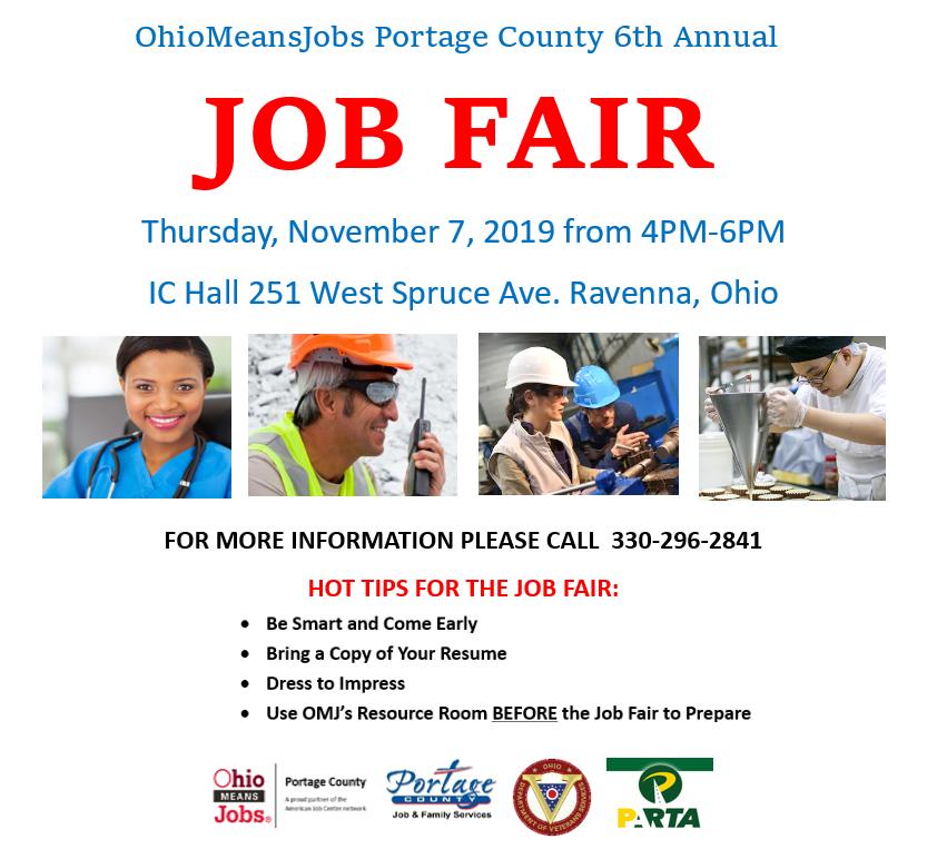Job Fair 2019