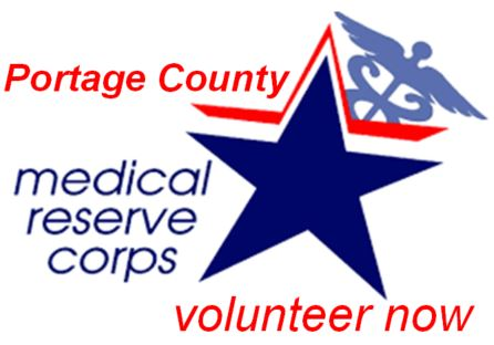 Portage County Medical Reserve Corp Volunteer Now