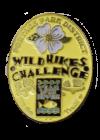 Wild Hikes medallion 2009