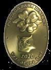 2020 Wild Hikes Medallion with Owl