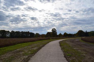 Morgan Park ADA trail