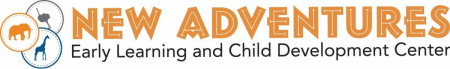 New Adventures Early Learning and Child Care logo