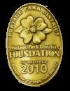 Wild Hikes medallion 2010