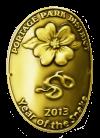 Wild Hikes medallion 2013