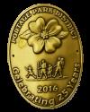 Wild Hikes medallion 2016