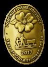 Wild Hikes medallion 2017