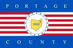 Flag of Portage County