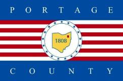 Portage County Flag