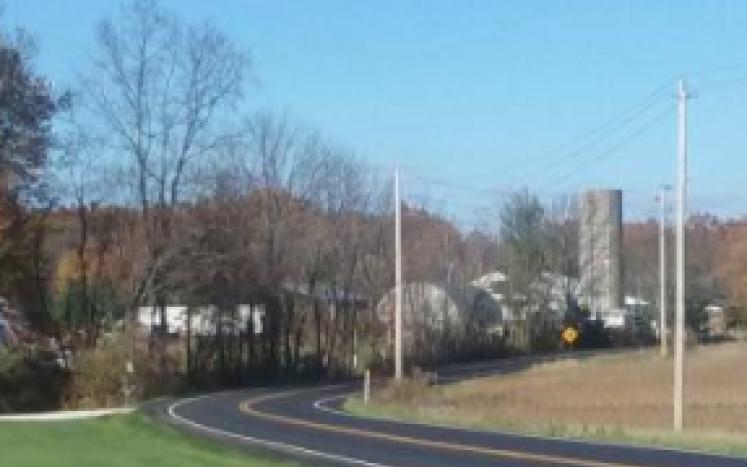 Portage County Road