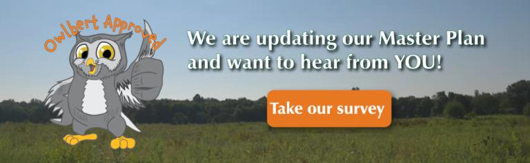 2020 Master Plan Survey update banner